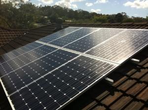 8 panels 2kW system